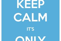 Keep calm its only disney!