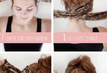 Hair Style / Saç modelleri