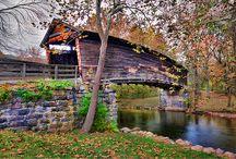 Covered bridges Virginia