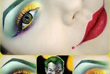 Disfraces-Maquillaje
