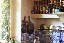 Spaces ----> Kitchens / by ChickRocks