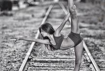 Dance/ gymnastics Princess!!!! / by Kristy Olivas