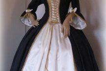 barocke kleider