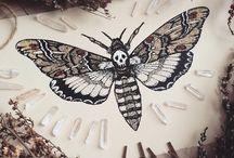 Prints/Tattoos/Stuff