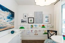 Home: Child Art Display Ideas