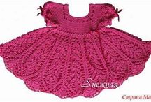Tejidos / Patrones tejidos a crochet