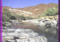 The Wadis in Oman's nature, awesome