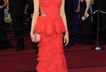 Oscars 2012 RED Carpet Fashion