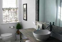 +Upstairs Bath+ / by L
