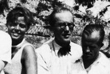 Незамениые XIV- Le Corbusier, Perriand, Jeanneret / Было бы невозможно и очень несправедливо писать о мебели, разработанной Le Corbusier, не упомнив при этом, самого Пьера Жаннере (Pierre Jeanneret) и Шарлотту Перриан (Charlotte Perriand)
