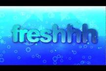 Freshhh** / #freshhh** Un toque de frescor a las calurosas noches de verano. Todos los domingos en @MandarinaClub