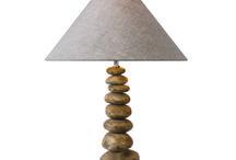 Concrete Table Lamps