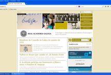 Lingua Galega 5º e 6º / Cousiñas da nosa lingua.