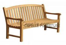 Bench Chair Teak Furniture