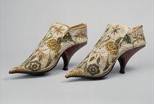Historyc shoes