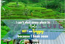 Bali / Ada banyak tempat-tempat wisata di Pulau Bali yang wajib dikunjungi, apabila kamu berlibur di Bali. Nah, disini uraiannya. ~ep~