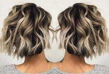 Stutt hår- inspirasjon