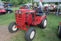 Mini tracteur wheel horses