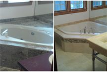Remodeling / Work done by Tim (kprocdad) .  Remodels, Renovations and quick fixes.