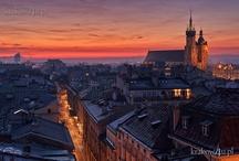 Krakow - my native city
