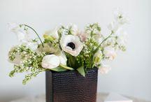 Flower Arrangement / Inspiration for Simply Rosette