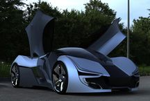 Futuristik Auto