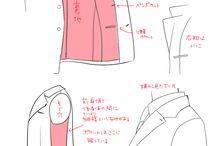 服の仕組み