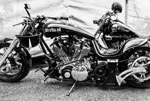 Harley Davidson (my dream)