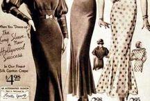 Мода 1930х