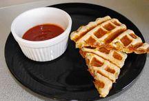 Waffle Iron Goodness