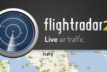 FLIGHT TRACKER / -
