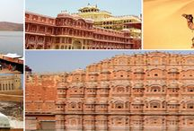 Jaipur - Rajasthan, The Pink City