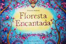 Gallery - Johanna Basford / Ideias para colorir os livros Jardim Secreto e Floresta Encantada. Se algum desenho for seu me avise que eu coloco os créditos.