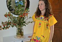 Birdsong Mexican Dresses / Beautiful & authentic hand embroidered Mexican dresses and tops.  https://thebowerbirdstore.com/product-category/embroidered-mexican-dresses/