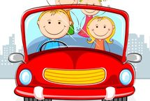 Car Games For Travel & Vacation Trips / Going on a road trip for your #vacation. Keep the kids busy with #car #games!