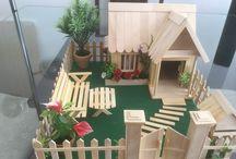 Progettini in legno