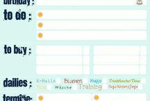 Organizing - Balancing / by Caroline Clapotis