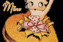 Betty Boop / Legendas