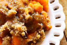 Kumara/ Sweet Potato Casserole