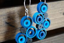 Quilling - Jewelry