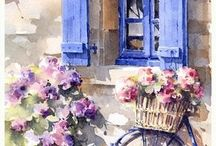 finestre e balconi provenzali