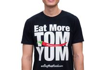 T-shirts and eBooks / by Mark Wiens (Eating Thai Food)