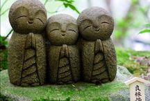 фигурки садовые