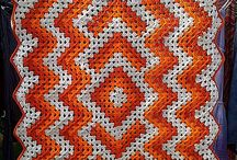 Crochet Blankets and Squares