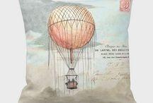 mongolfiere / mongolfiere