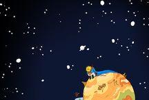 Le Petit Prince / by LUNA☆LUNA JUN