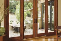 French door sliding