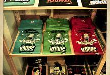 Don Robot Shop / Tienda física 'Don Robot' en 'Place Valencia', C/Cirilo Amorós, 24 (Valencia).
