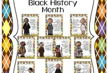Black History Month / by Jessica