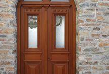 Εξωτερικές πόρτες